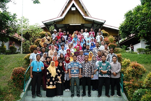Puluhan Fasda School Improvement Ikuti Raker dan Gathering di RAPP