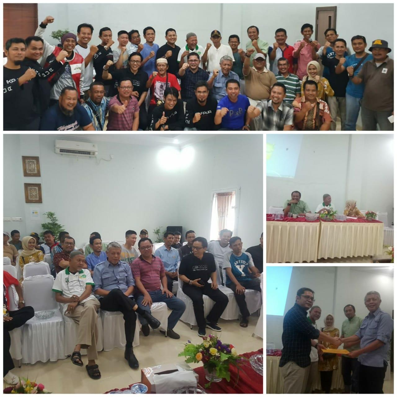 Marsuanto Pimpin IKA FPUA Riau- Kepri Periode 2020-2025