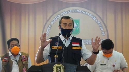 Penanganan Abrasi di Wilayah Pesisir Riau Masuk dalam RPJMN