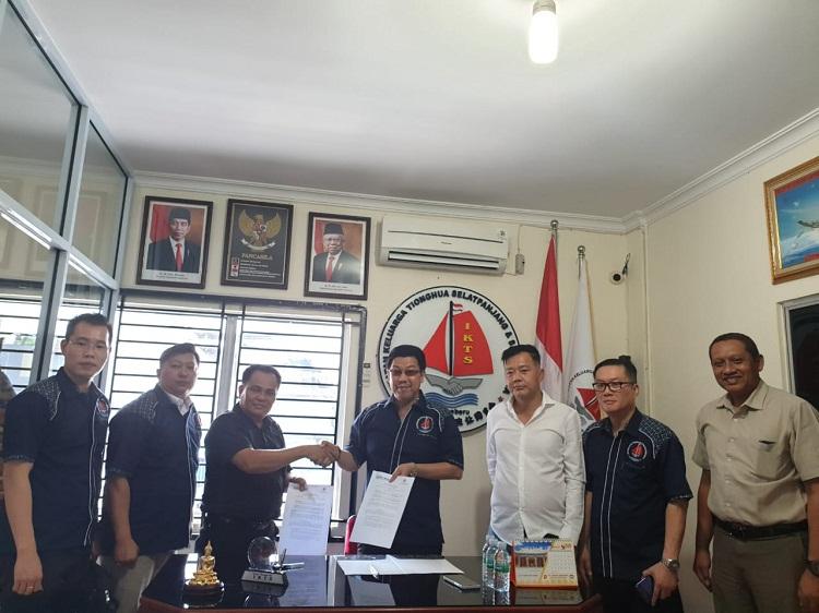 Metro Riau dan IKTS Tingkatkan Silaturahmi dan Kerja Sama