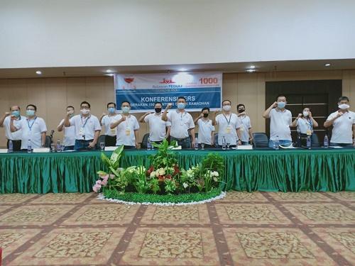 Gerakan 1.000 Kantong Darah Ramadan Diperpanjang Dua Hari