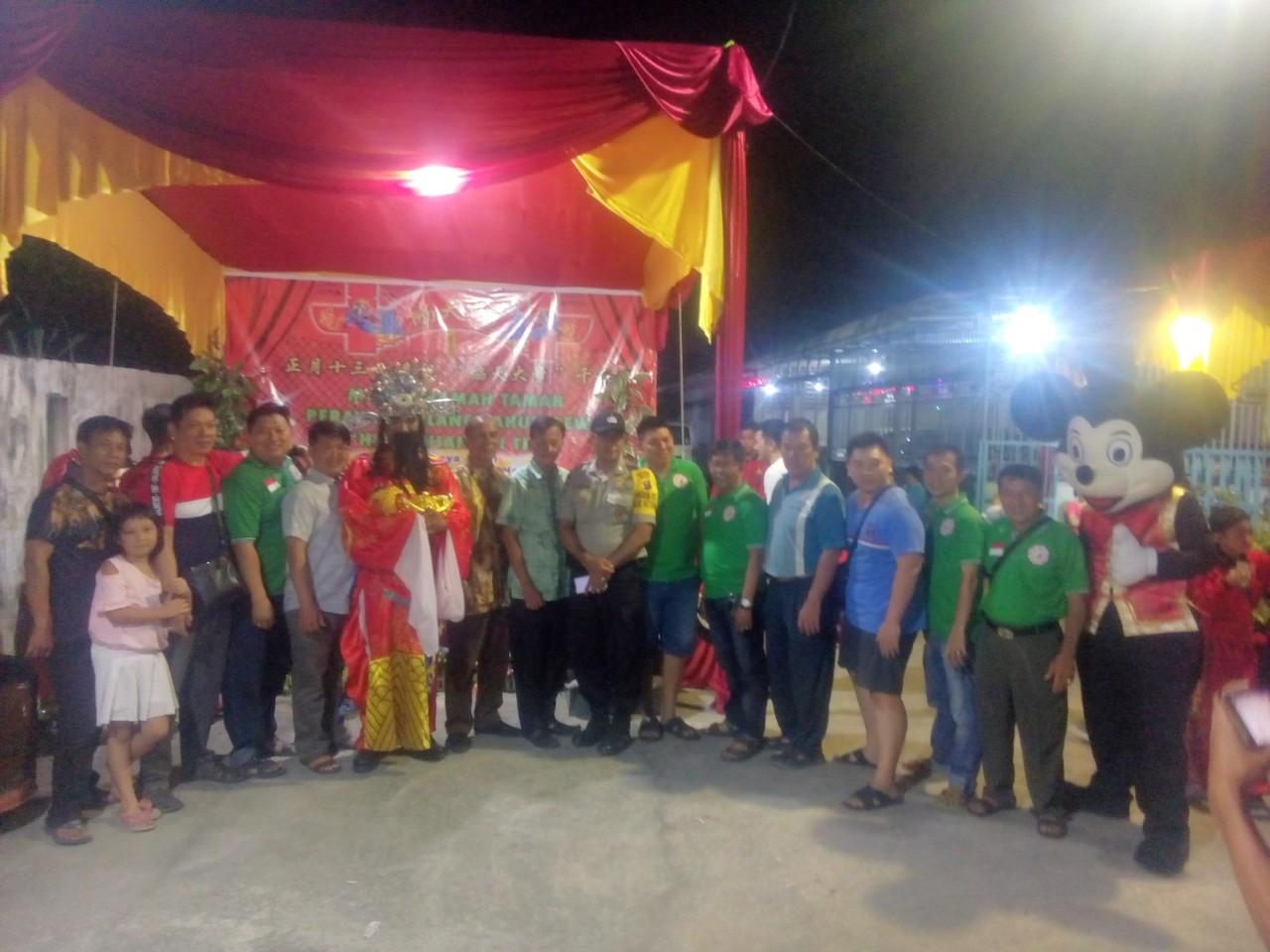 Ratusan Umat Meriahkan HUT Dewa Hiap Thian Tai Thei