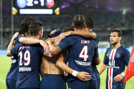 Liga Perancis Dihentikan,  PSG Dinobatkam Sebagai Juara