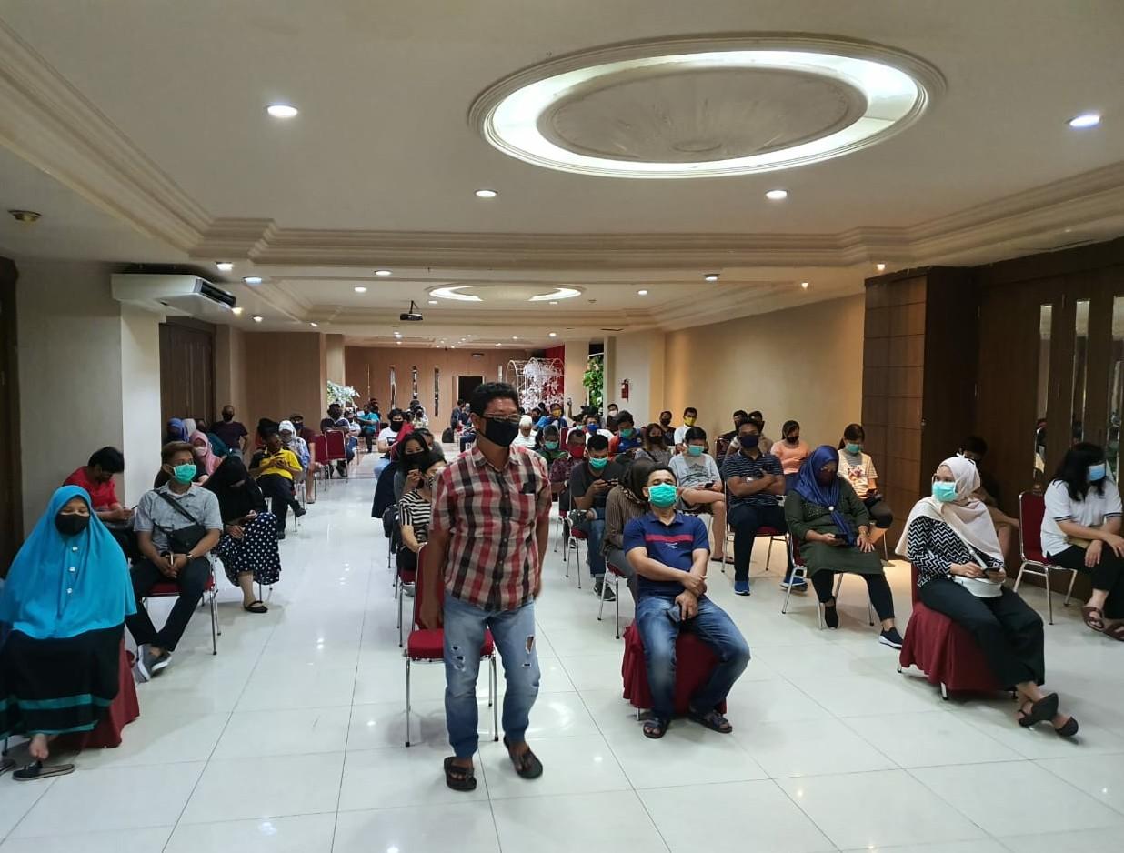 Hari Ini,  Gerakan 1.000 Kantong Darah Ramadan Dimulai Pukul 10.00 WIB