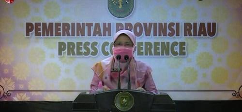 Covid-19 di Riau Bertambah 299 Kasus, Pekanbaru Terbanyak