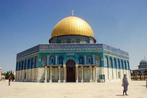 Israel Larang Khutbah di Masjid Al-Aqsa Selama 4 Bulan