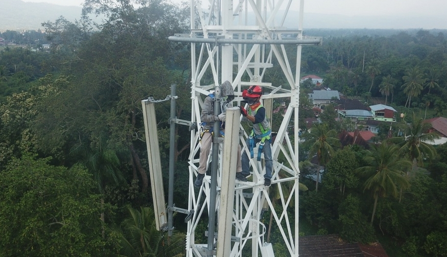 Telkomsel Hadirkan Layanan Komunikasi di Desa Taratak Bancah Sumatera Barat