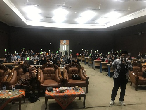 PGRI Pangkalankerinci Gelar Seminar Penguatan Guru