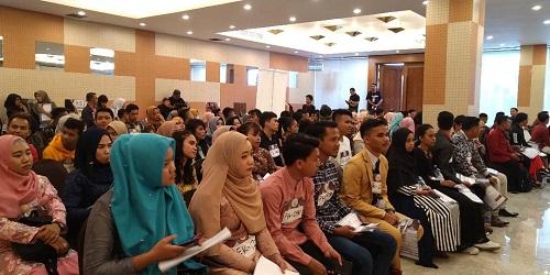 Ratusan Anak Muda Riau Ikuti Audisi LIDA 2020