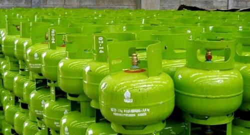 Pertamina Pastikan Stok LPG Aman saat Lebaran