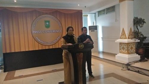 Positif Corona di Riau Tambah 19 Kasus, Pekanbaru dan Pelalawan Terbanyak