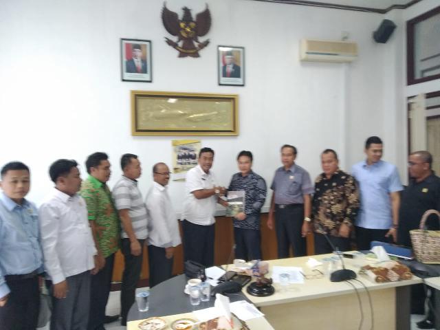 DPRD Merangin Jambi Kunjungi DPRD Kuansing