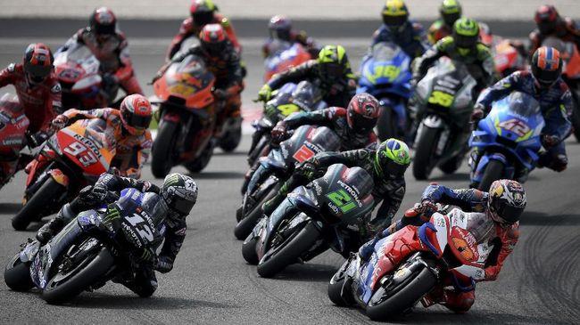 MotoGP Indonesia Dapat Kontrak Selama 10 Tahun