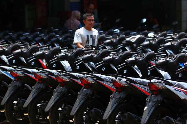 Pembiayaan Sepeda Motor Meningkat