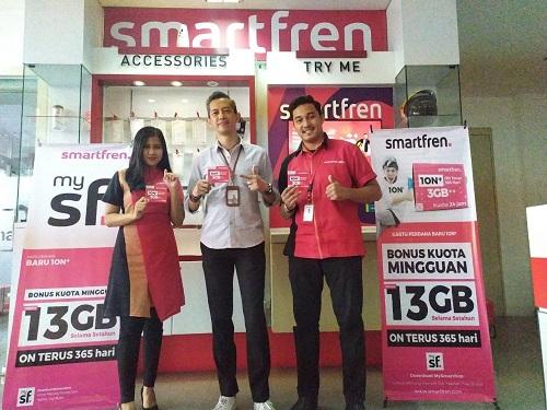 Smartfren Tawarkan Kuota 41GB Setiap Beli Xiaomi