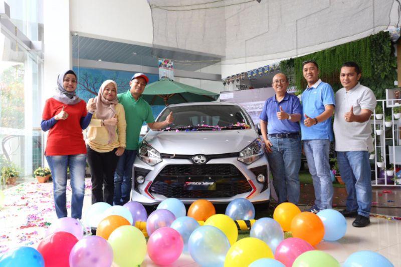 Start To Never Stop, Toyota Hadirkan New Agya Yang Kian Sporty dan Advance