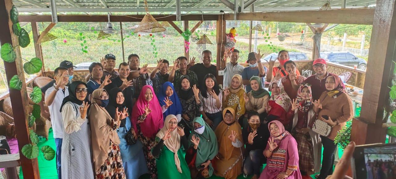 IKA SMPN 3 Pekanbaru Gelar Silaturahmi dan Perkenalan